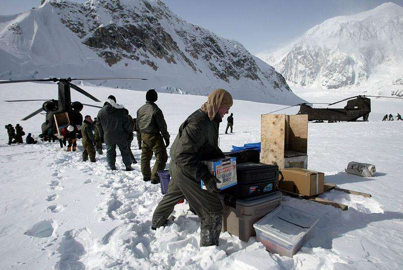 National Park Service Weighs New Rules For Human Waste On Alaska S Denali The Durango Herald
