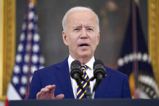 Biden pushes shots for young adults as variant concern ...