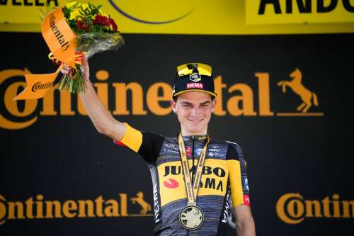 'It is fairly fleeting': After Tour de France, life settles down for Sepp Kuss