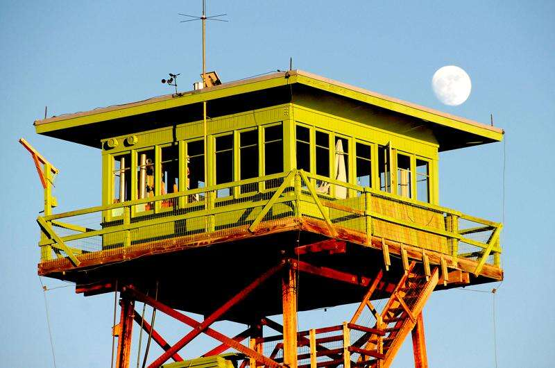 Nights at Jersey Jim lookout set record in online auction – The ...