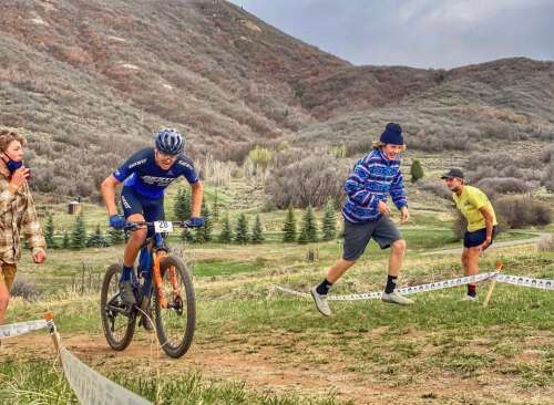 Davoust claims memorable win at Soldier Hollow – The Durango Herald