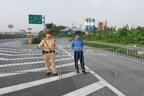 Vietnam locks down capital Hanoi for 15 days as cases rise – The Durango Herald
